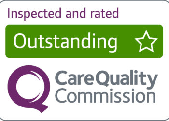"""Outstanding"" rating from The Care Quality Commission"