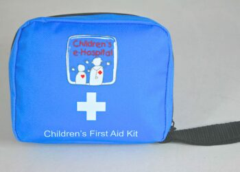 Free Children's First Aid Kits